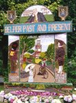Belper Women's Institute Well Dressing