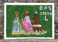 Horse Trough Well Dressing (1)