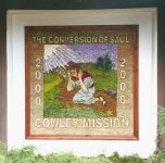 Mission Chapel Well Dressing