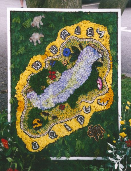 Whaley Bridge 2000 - Additional Well Dressing