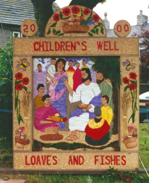 Litton 2000 - Children's Well Dressing