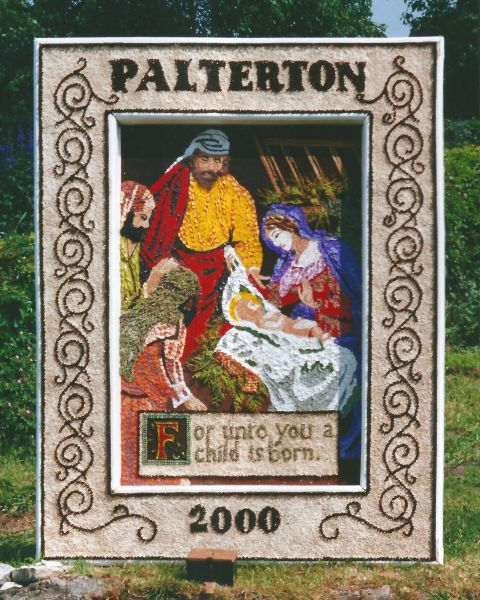 Palterton 2000 - Rylah Hill Well Dressing