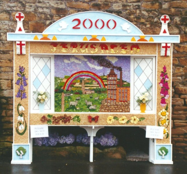 Gee Cross 2000 - Booth's Well
