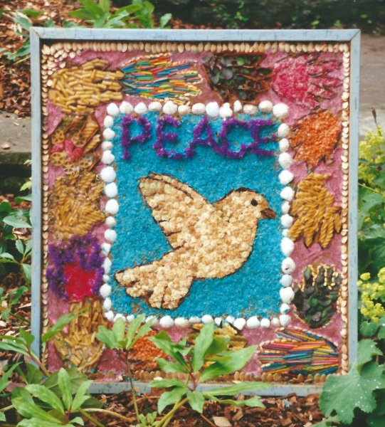 Bamford 2000 - Pre-School Well Dressing
