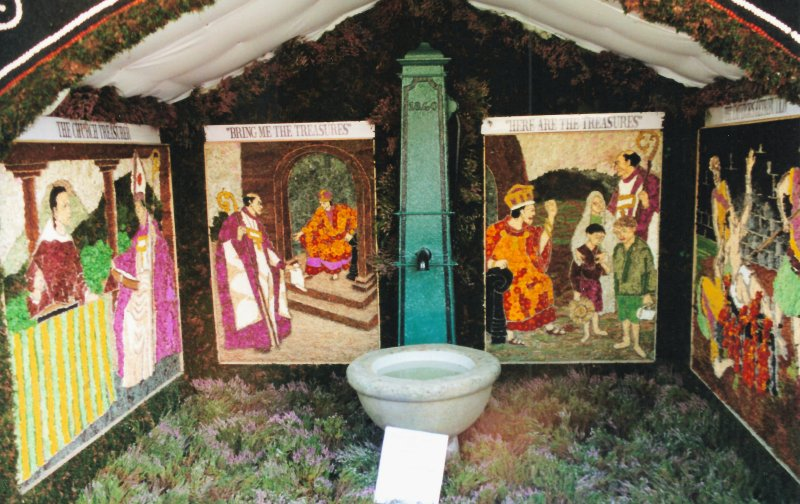 Barlow 2000 - Old Pump Well Dressing