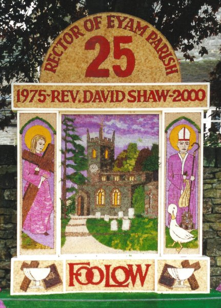 Foolow 2000 - Main Well Dressing