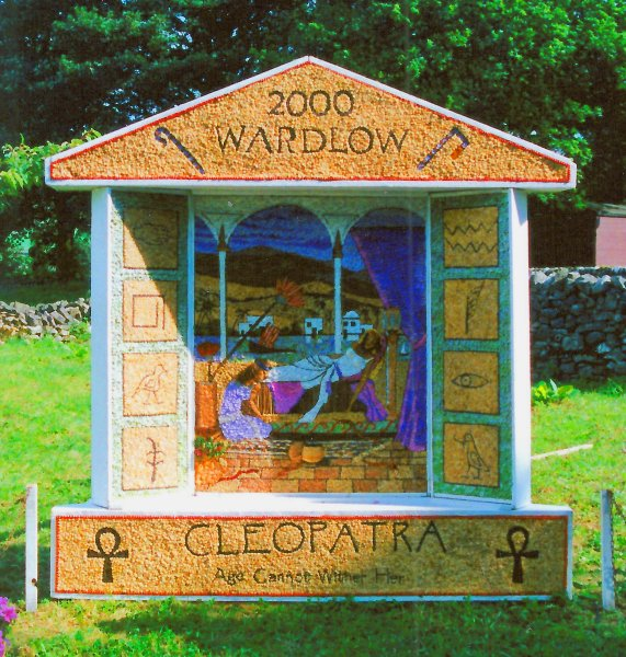 Wardlow 2000 - Village Well Dressing