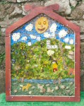 Wirksworth Infant School Well Dressing