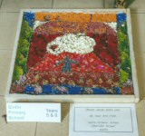 Sinfin Primary School Years 5 & 6 Well Dressing