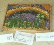 St James' Junior School Years 5 & 6 Well Dressing (2)