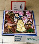 Silverhill Primary School Years 3 & 4 Well Dressing (2)