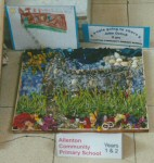 Allenton Community Primary School Years 1 & 2 Well Dressing (3)