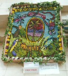 St Andrew's Special School Well Dressing