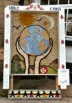 Shirebrook School Well Dressing