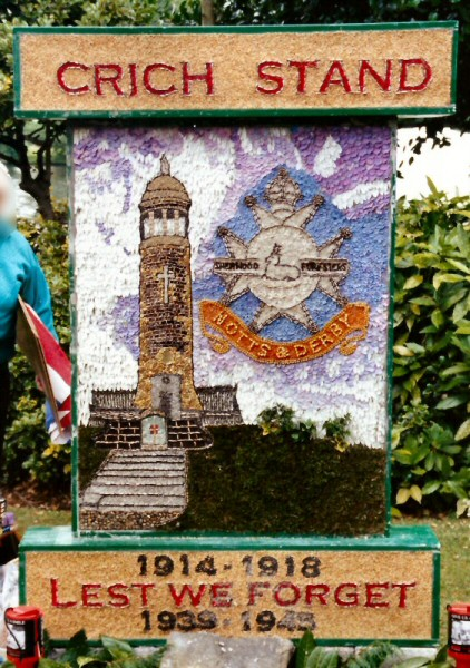 Belper 2001 - Myasthenia Gravis Association Well Dressing