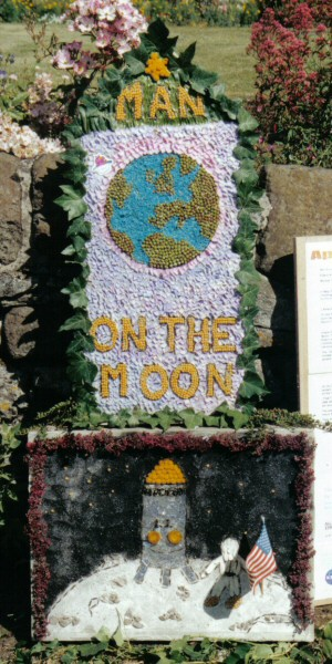 Bonsall 2001 - Town Head Well Dressing