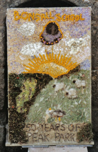 Bonsall 2001 - The Dale Well Dressing