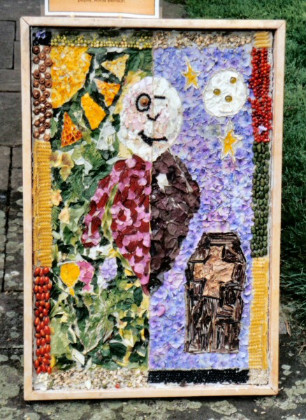 Lichfield 2001 - Children's Well Dressing