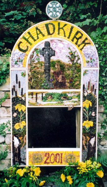 Chadkirk 2001 - St Chad's Well