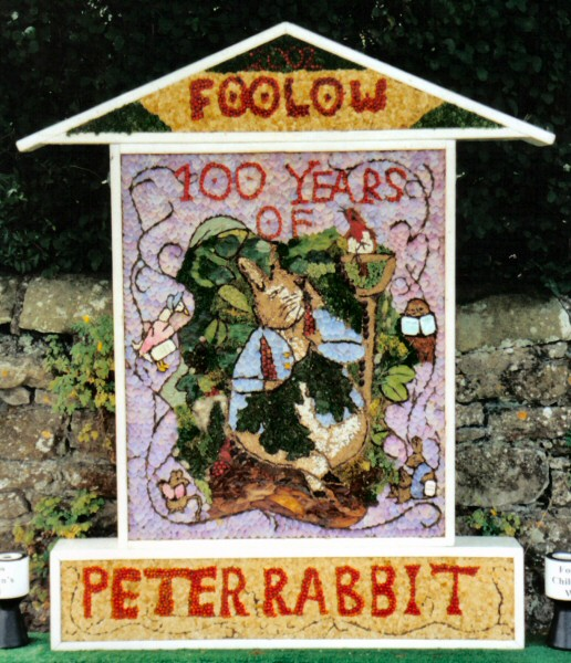 Foolow 2002 - Children's Well Dressing