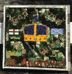 St Andrew's Chapel Well Dressing