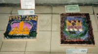Silverhill Primary School Years 5 &amp; 6 Well Dressing (3)<br />St James&rsquo; CE Junior School Years 5 &amp; 6 Well Dressing (1)
