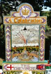 The Cheviners' Well Dressing