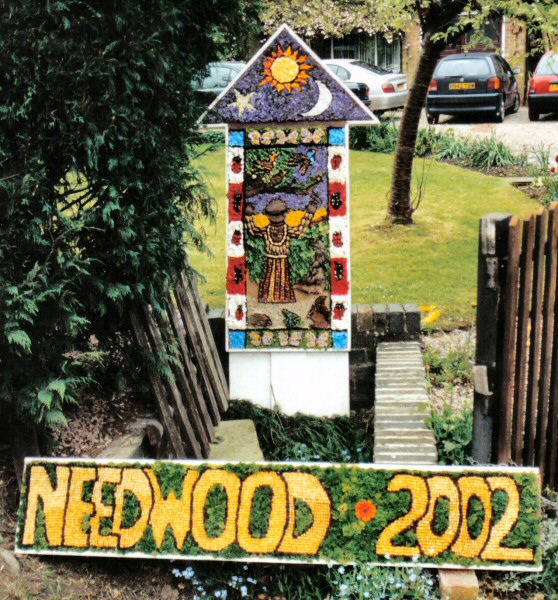 Newborough 2002 - Needwood School Well