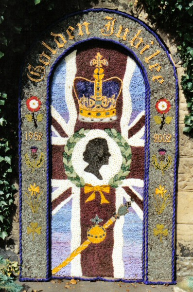 Rowsley 2002 - Main Well Dressing