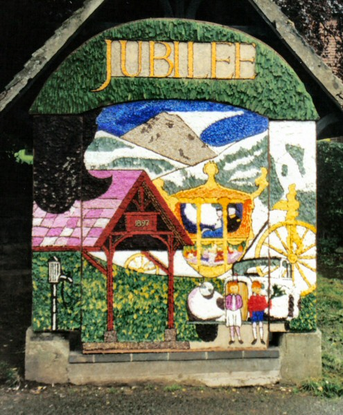 Marston Montgomery 2002 - Village Well Dressing