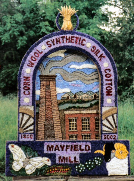 Middle Mayfield 2002 - Peace Well