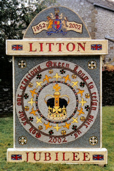 Litton 2002 - Methodist Church Well Dressing