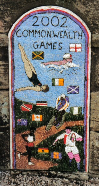 Bonsall 2002 - Uppertown Lane Well Dressing