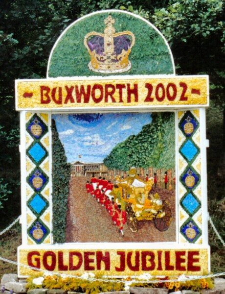 Buxworth 2002 - Canal Basin Well Dressing