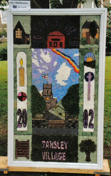 Tansley 2002 - Mais Close Well Dressing