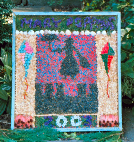 Bamford 2003 - Pre-School Well Dressing