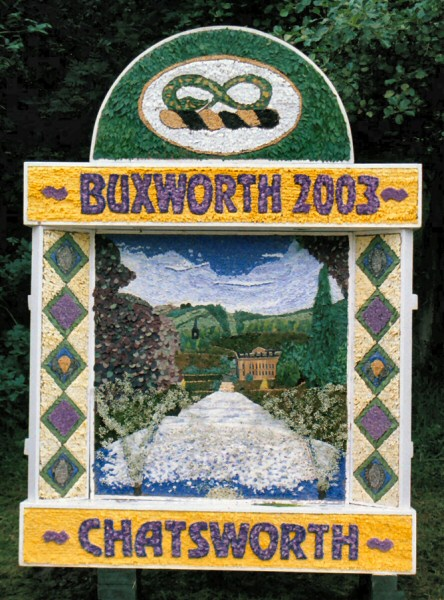 Buxworth 2003 - Canal Basin Well Dressing