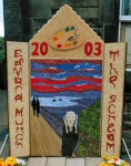 Town Well Dressing
