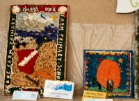 Roe Farm Primary School Years 5 & 6 Well Dressing; Silverhill Primary School Years 5 & 6 Well Dressing (3)