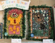 St Giles' Special School Well Dressings