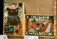 St James' CE Junior School Years 5 & 6 Well Dressings