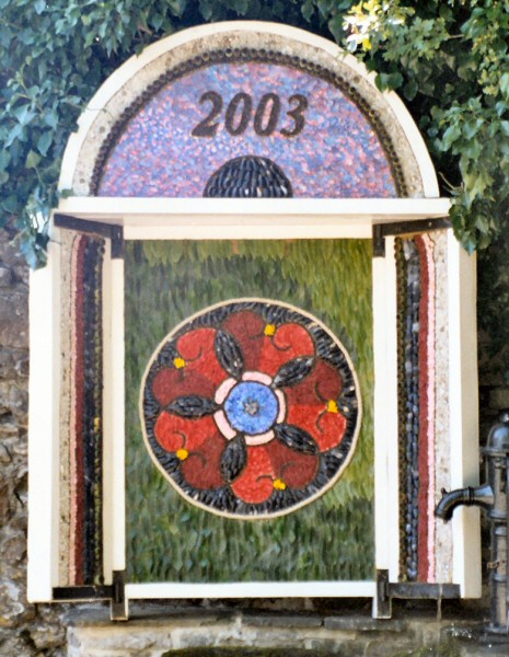 Little Longstone 2003 - Main Well Dressing