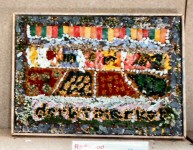 Redwood Infants School Years 1 &amp 2 Well Dressing (1)