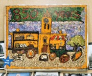 St Clare's Special School Well Dressing
