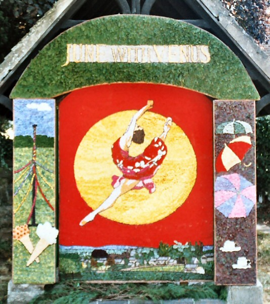 Marston Montgomery 2004 - Village Well Dressing
