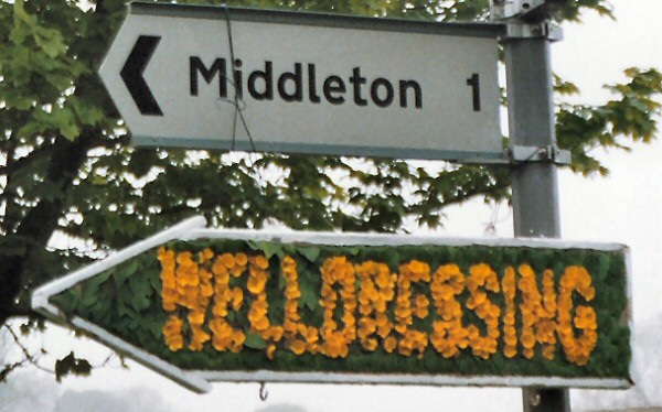 Middleton by Youlgrave 2004 - Fingerboard, north of village