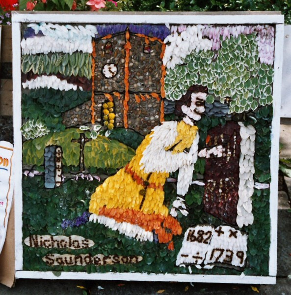 Penistone 2004 - Springvale School Well Dressing