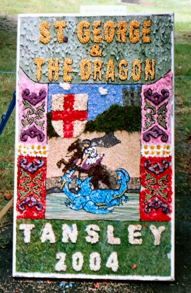 Tansley 2004 - Holy Trinity Church Well Dressing
