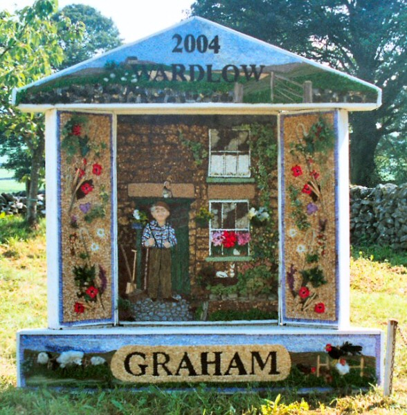 Wardlow 2004 - Village Well Dressing