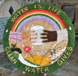 """The Group"" Well Dressing"